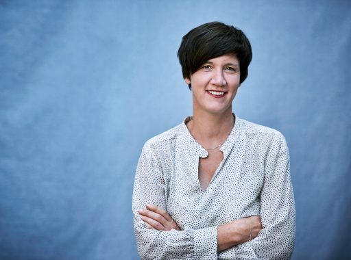 Sylvie Krüger, Textile Architektur, Raumteiler